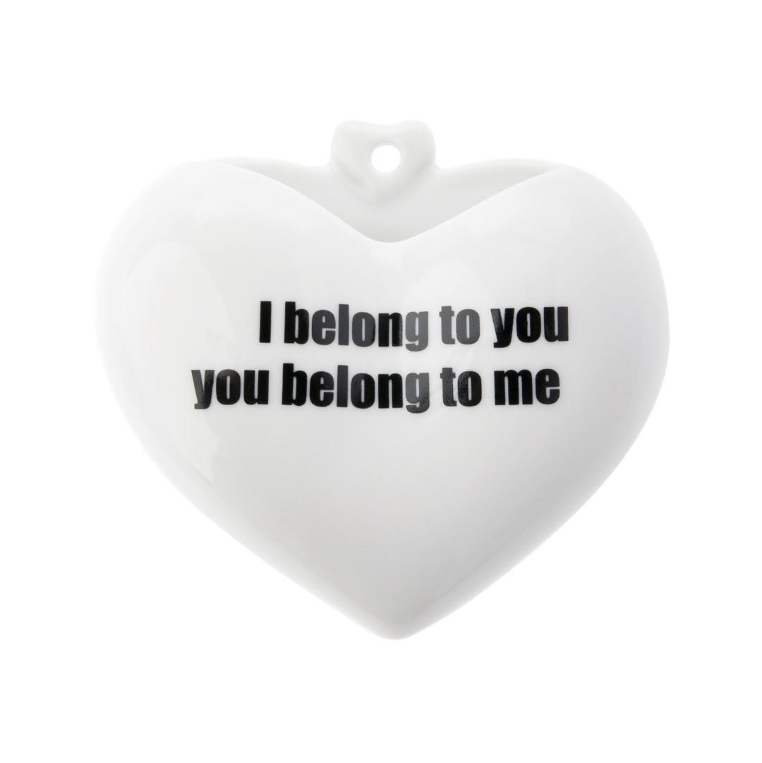 Vaso Heart - I Belong