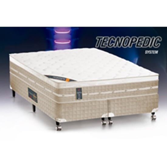 COLCHÃO CASTOR TECNOPEDIC E BOX