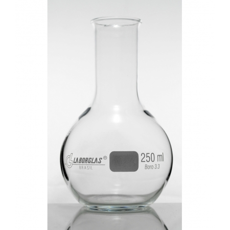 BALAO FDO. CHATO 1000 ML - Laborglas - Cód. 9171154