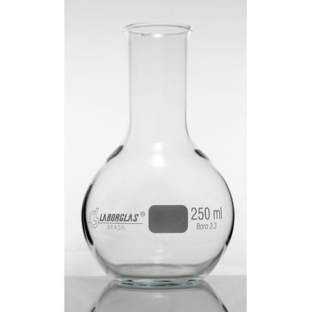BALAO FDO. CHATO 125 ML - Laborglas - Cód. 9171128