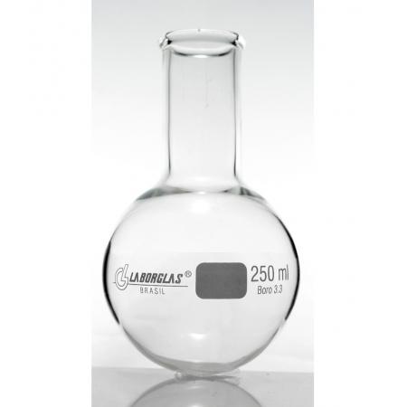 BALAO FDO. REDONDO C/ JUNTA 3000 ML - Laborglas - Cód. 91721681