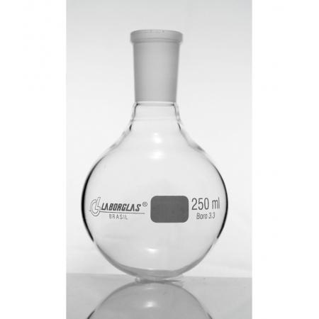 BALAO FDO. REDONDO C/ JUNTA 500 ML - Laborglas - Cód. 91721441
