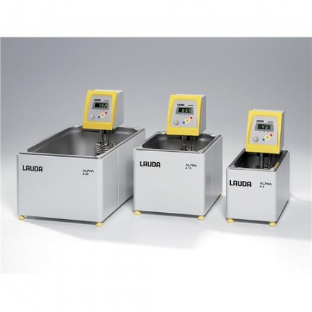 BANHO TERMOSTATICO ALPHA A24 - Capacidade de 18 a 25 L - LAUDA - Cód.A24
