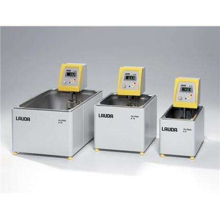 BANHO TERMOSTATICO ALPHA A6 - Capacidade de 5 a 7,5 L - LAUDA - Cód.A6