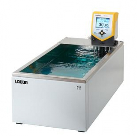 Banho termostático Eco Gold com cuba - 32 a 40 litros - LAUDA - Cód. E40G