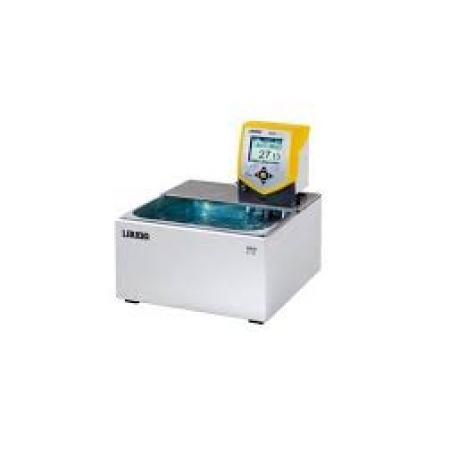 Banho termostático Eco Gold com cuba - 7,5 a 11 litros - LAUDA - Cód. E10G