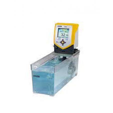 Banho termostático Eco Gold com cuba transparente - 5 a 6 litros - LAUDA - Cód. ET6G