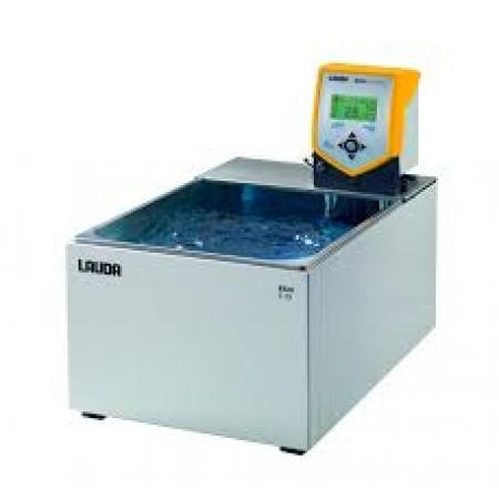 Banho termostático Eco Silver com cuba - 16 a 25 litros - LAUDA - Cód. E25S