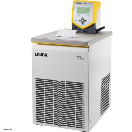 Banho termostático - Faixa de trabalho -50 a 200°C - 8 a 10 litros - LAUDA - Cód. RE1050S