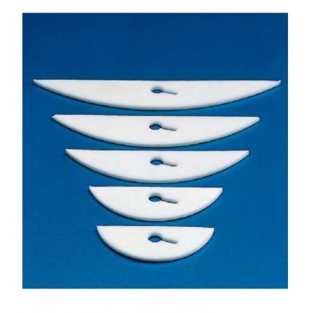 HÉLICE BASCULANTE PARA AGITADORES EM PTFE (SEM HASTE) 64 MM - Kartell - Cód. 9943001
