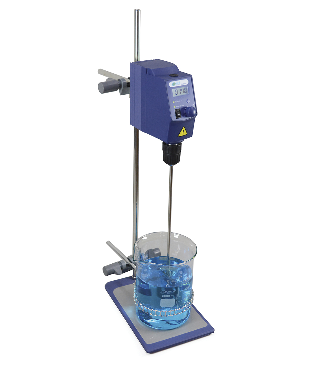 AGITADOR MECANICO DIGITAL -