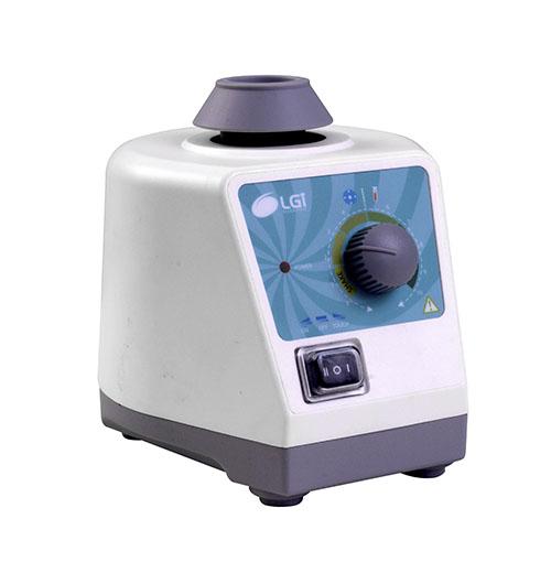 AGITADOR VORTEX ANÁLOGICO  0 A 2500 RPM - LGI SCIENTIFIC - Cód. LGI-VO-MXS