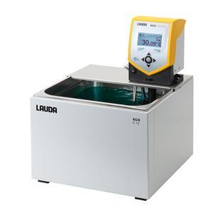 Banho termostático Eco Gold com cuba - 12 a 16 litros - LAUDA - Cód. E15G