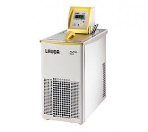 Banho Termostático Faixa de Trabalho de -25ºC a 100ºC Capacidade de 5 a 7,5 L - LAUDA - Cod.RA8