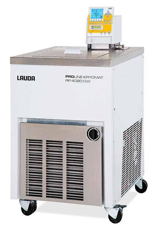 BANHO TERMOSTÁTICO SÉRIE PROLINE KRYOMATS - FAIXA DE TRABALHO -90 A 200°C - LAUDA - Cód. RP4090C
