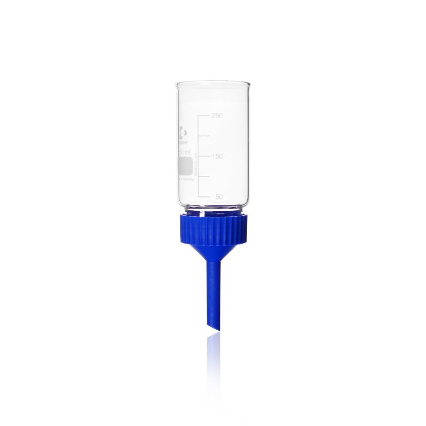 Funil de filtração com placa 250 ml - Schott - Cód. 242050