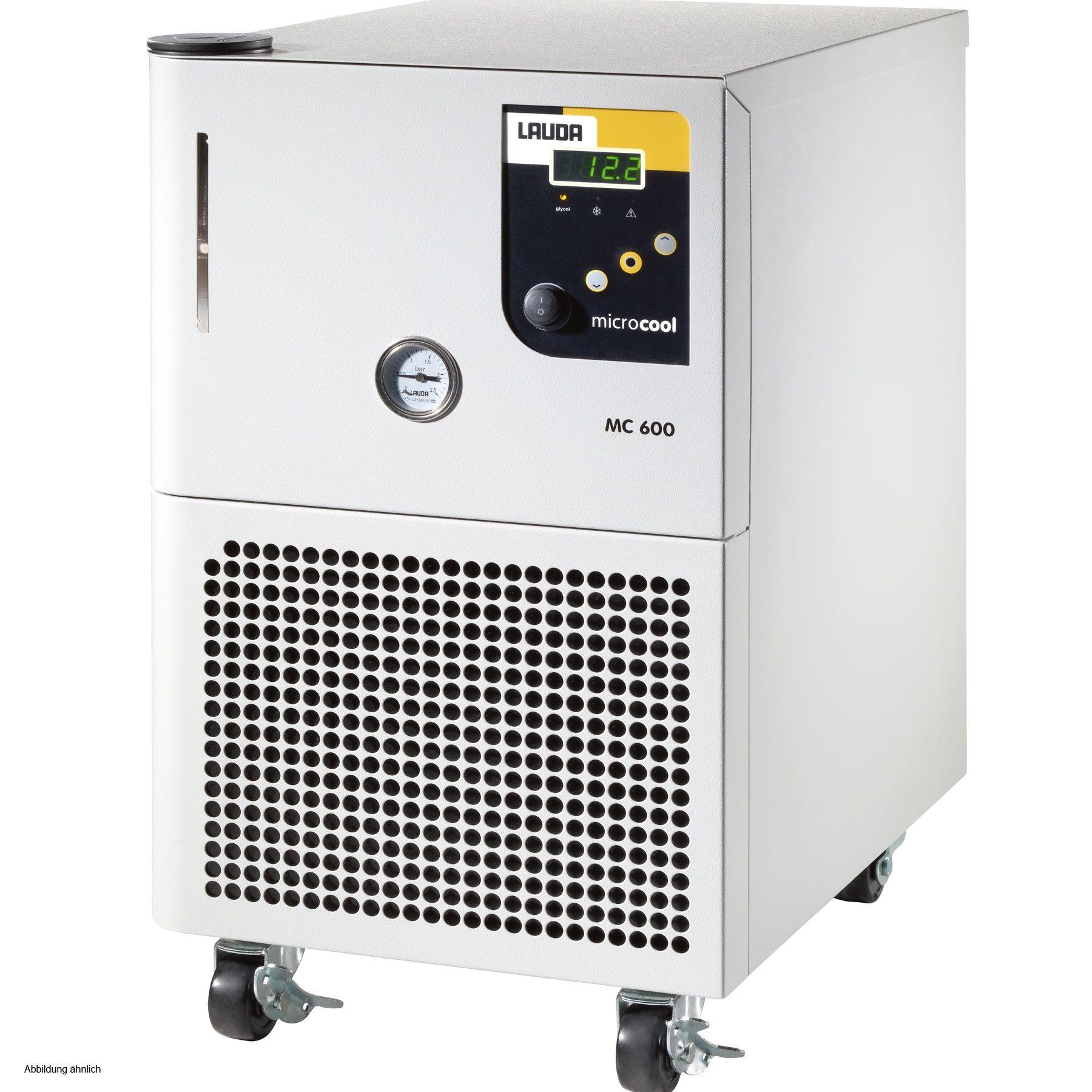 MICROCOOL - CHILLERS DE CIRCULAÇÃO COM REFRIGERAÇÃO ( 0.6 kW) - LAUDA - Cód. MC600