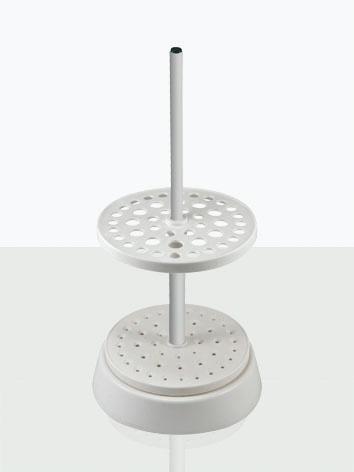 Suporte rotatório para pipeta vertical em PP - Laborglas - Cód. 9991100