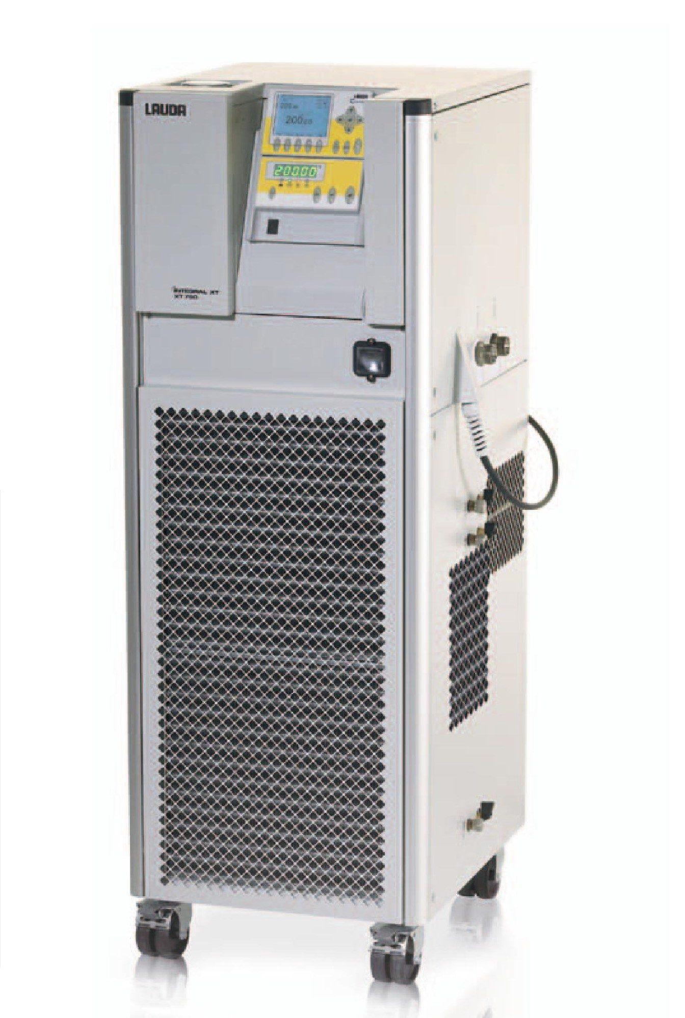 Termostato de processo integral XT - Temperatura de trabalho: -50 a 300°C - LAUDA - Cód. XT750HS