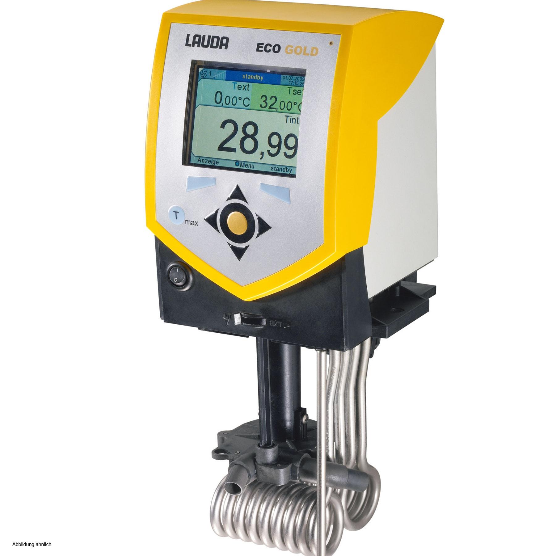 Termostato Eco Gold Faixa de Trabalho de 20°C a 200°C - LAUDA - Cod. ECOGOLD