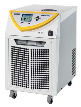 Variocool - Chillers de circulação com refrigeração (0,6 kW) - LAUDA - Cód. VC600