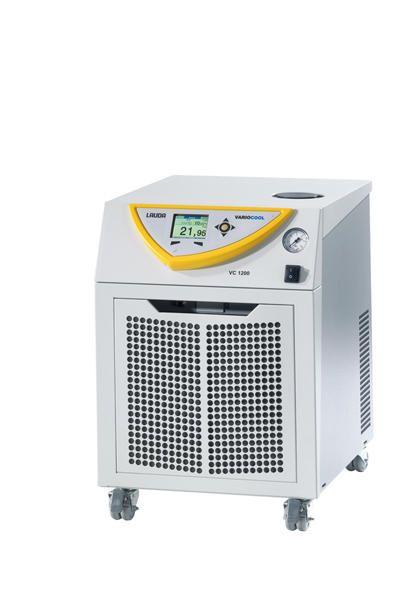 Variocool - Chillers de circulação com refrigeração (1,2 kW) - LAUDA - Cód. VC1200