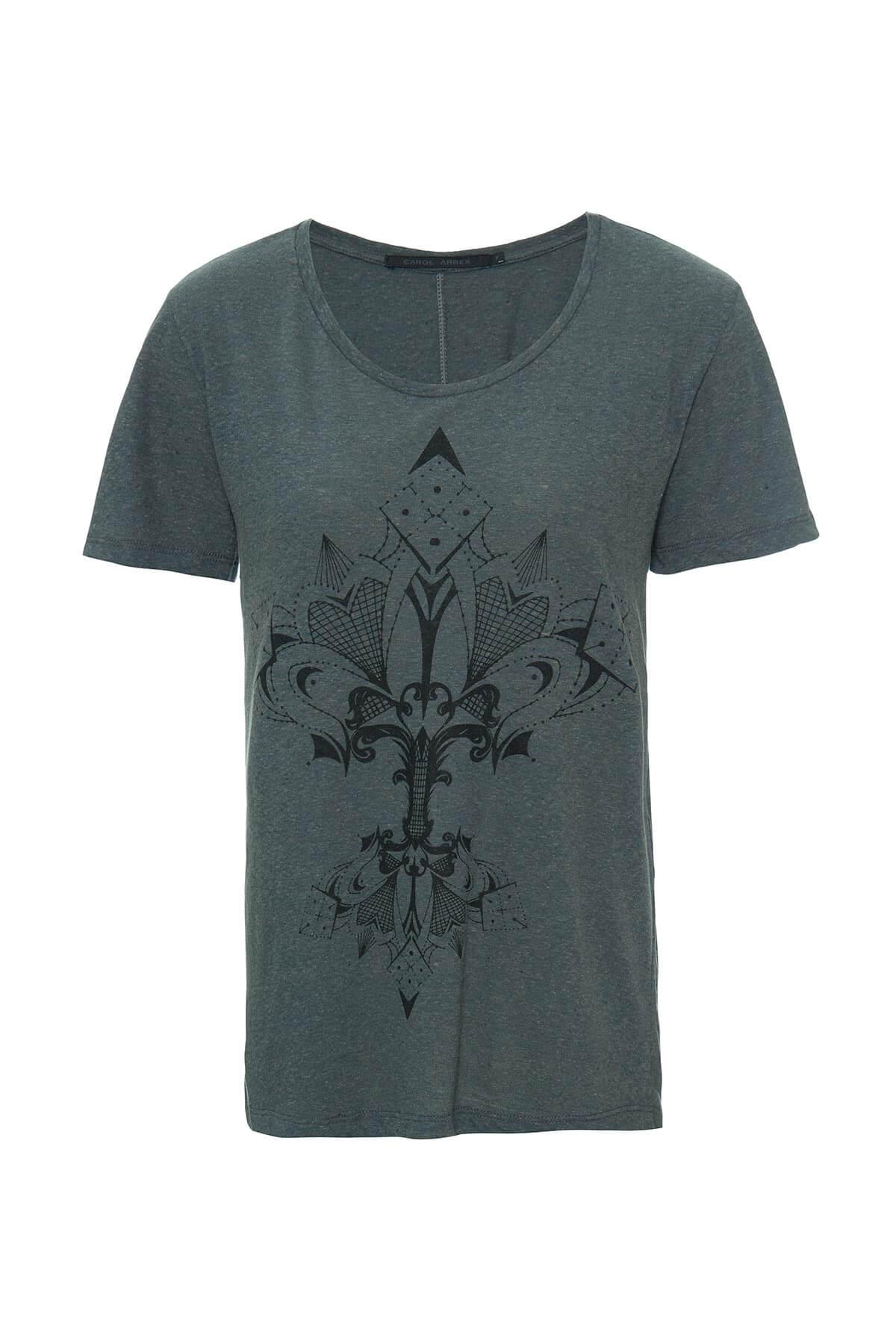T Shirt Leão