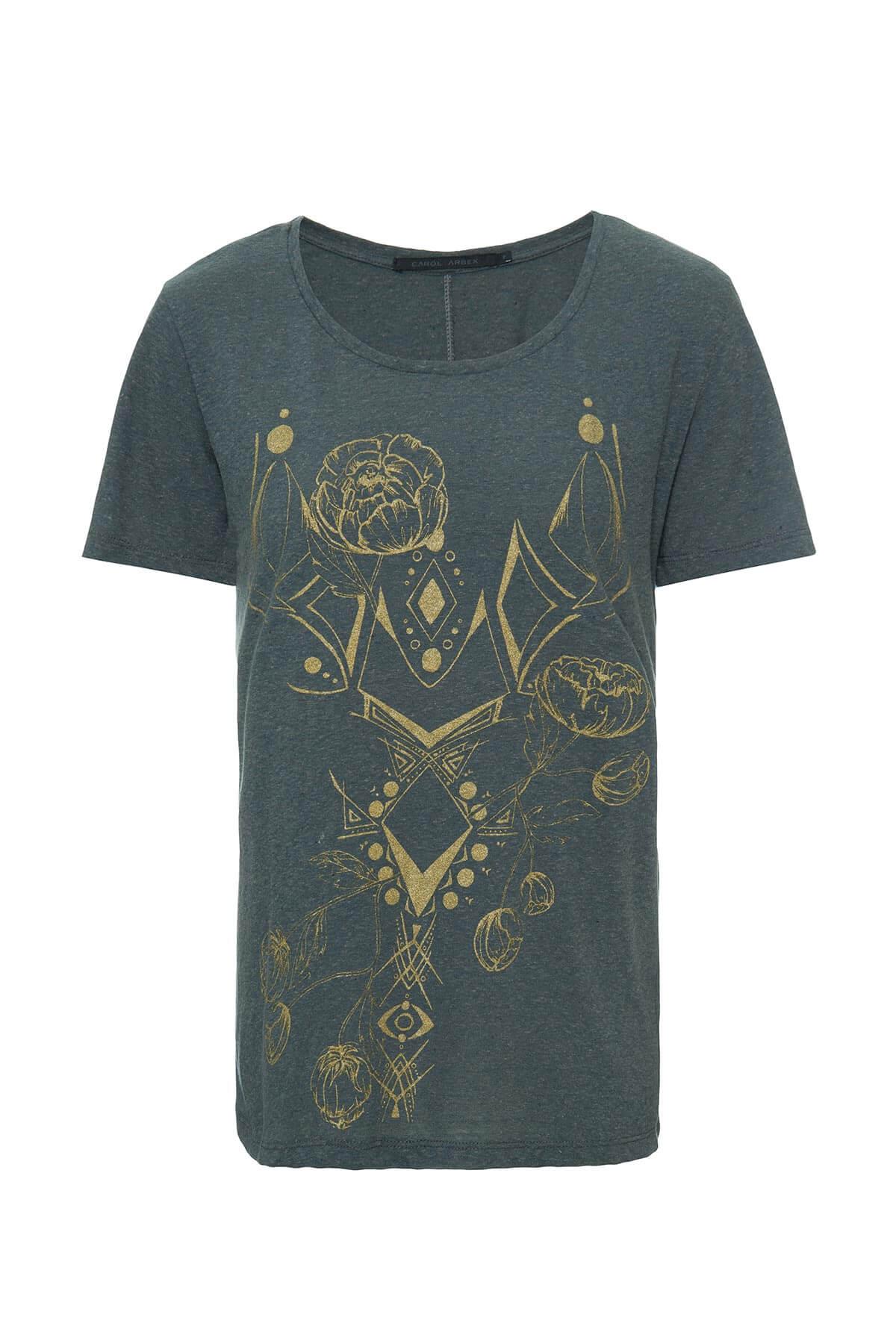Tt Shirt Escorpião