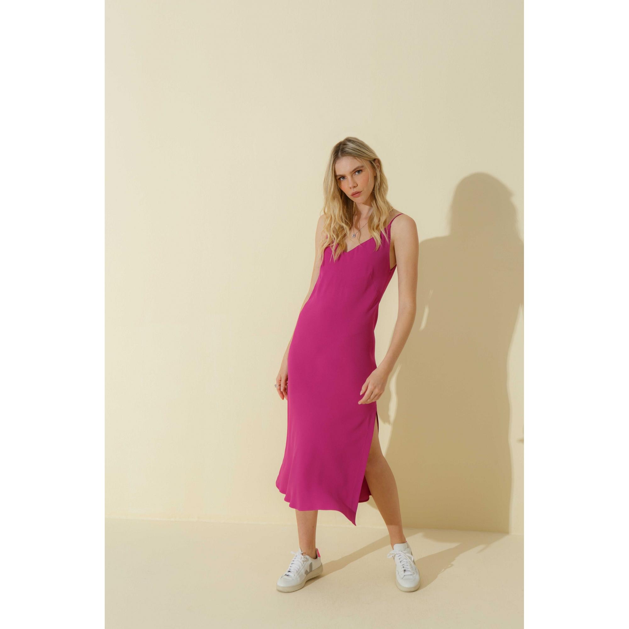 SLIP DRESS - Foto 1