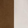 Marrom e Branco