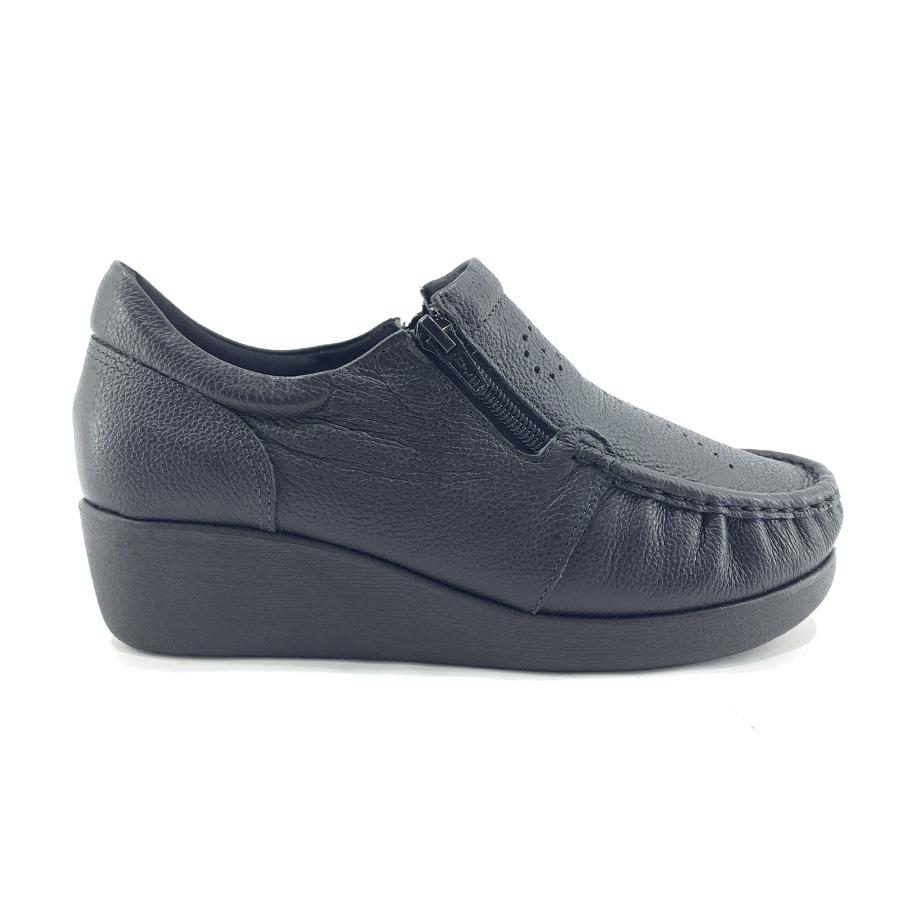 Sapato Usaflex 5766 PL Preto (Antigo AA0201)