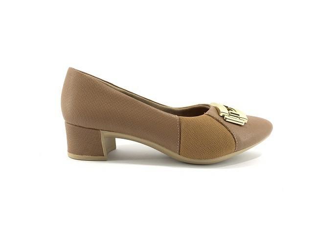 Sapato Usaflex AC 0705 UsaCare Joanetes
