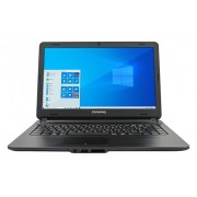 "NOTEBOOK COMPAQ PRESARIO CQ-32 14"" HD PENTIUM N3700 120GB SSD 4GB WIN10 H PRETO"