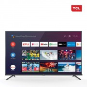 SMART TV LED 50´ 4K TCL, ANDROID TV, 3 HDMI, 2 USB, BLUETOOTH, WI-FI, HDR, CHUMBO - 50P8M