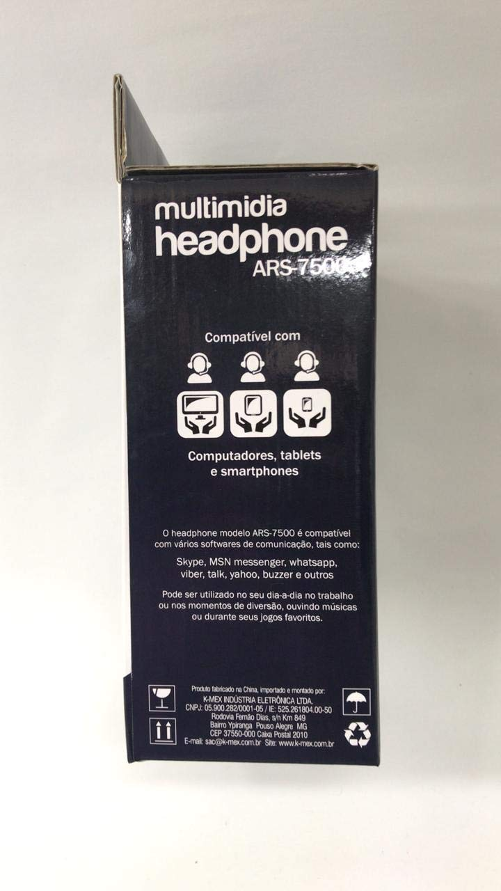 MULTIMIDIA HEADPHONE ARS-7500