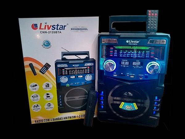 RADIO LIVSTAR CNN-2120 BTA