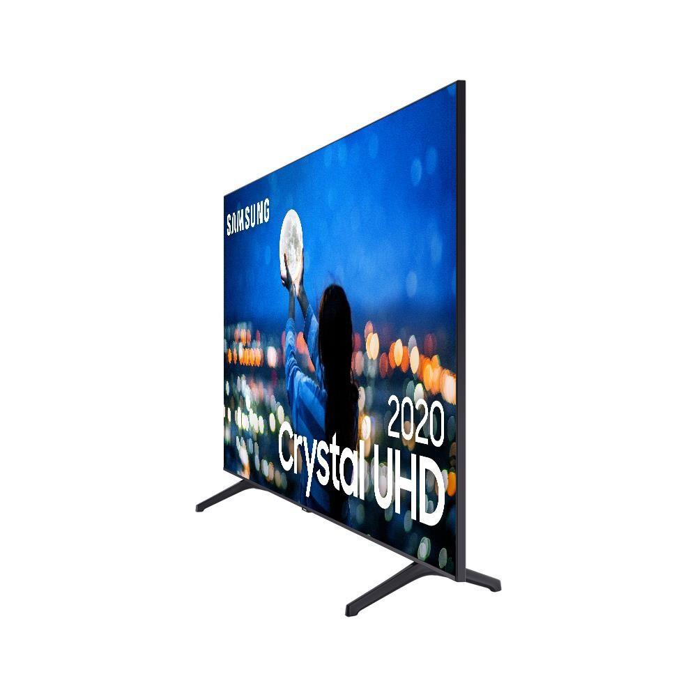 "SMART TV 4K SAMSUNG 55"" UHD, 2 HDMI, 1 USB, WI-FI INTEGRADO"