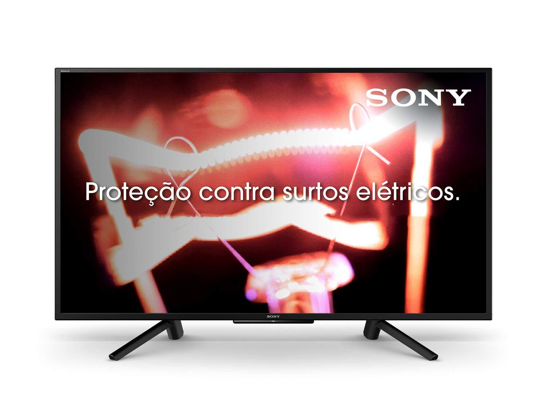 "SMART TV, LED, 43"", SONY, KDL-43W665F, FULL HD, PRETO"