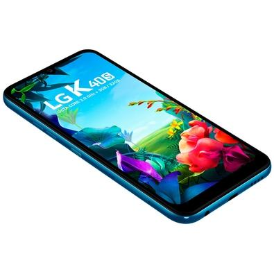 SMARTPHONE LG K40S  AZUL OCTA CORE GHZ 32GB + CAPA + PELICULA
