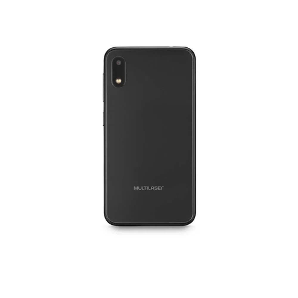 SMARTPHONE MULTILASER E LITE 32GB TELA 4.0 POL. 3G QUAD CORE CAMERA TRASEIRA 5MP + 5MP FRONTAL