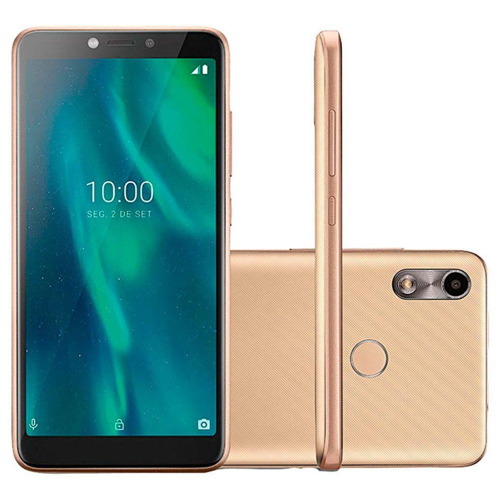 SMARTPHONE MULTILASER F P9131 32GB DUAL CHIP TELA 5.5