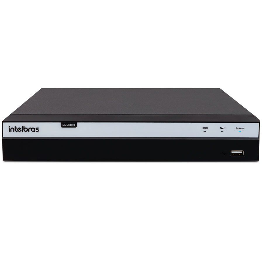 STAND ALONE INTELBRAS 16 CANAIS MHDX 3116