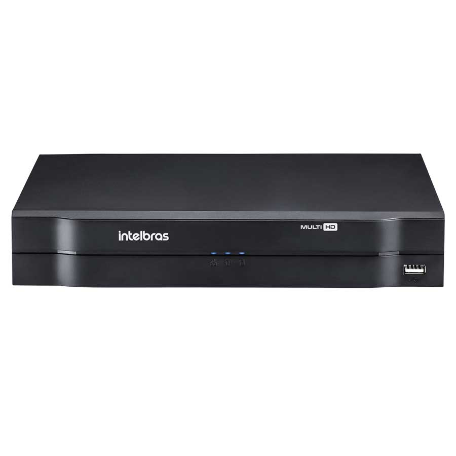 STAND ALONE INTELBRAS 8 CANAIS MHDX 1108