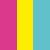 Pink Eletric + Amarelo Margarida + Positano