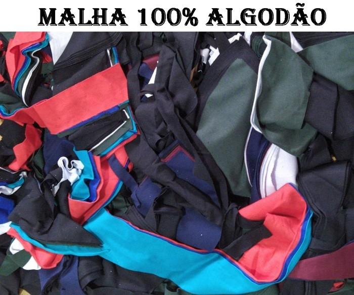 10 Kgs Retalho 100% Poliéster Para Enchimento Pedaços  - HF | High Flight
