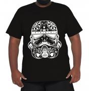 Camiseta Darth Vader Plus Size