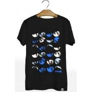 Camiseta Lua XXPlusSize 100% Algodão