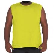 Camiseta Machão Básica 100% Algodão XPlus Size