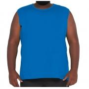 Camiseta Machão Básica 100% Algodão XXPlus Size