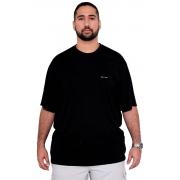Camiseta Masculina Bordada Plus Size